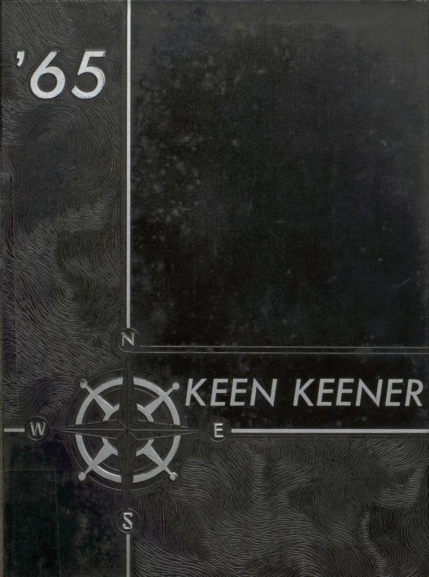 Cover image of Demotte High School's yearbook the Keen Keener.