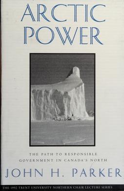 Cover of: Arctic power | John H. Parker