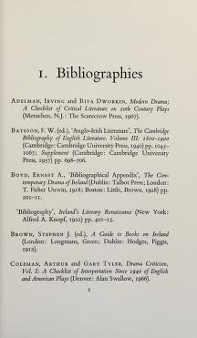 Cover of: A bibliography of modern Irish drama, 1899-1970 | E. H. Mikhail