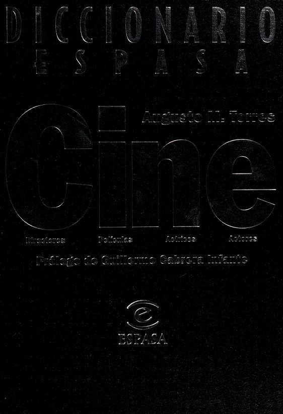 Diccionario Espasa cine by Augusto M. Torres