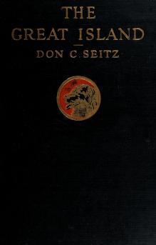 Cover of: The great island | Don Carlos Seitz