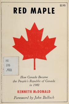 Cover of: Red maple | McDonald, Kenneth