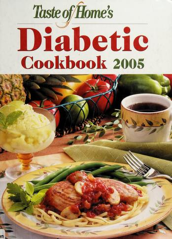Cover of: Diabetic Cookbook 2005 (Taste of Home's, 2005)  